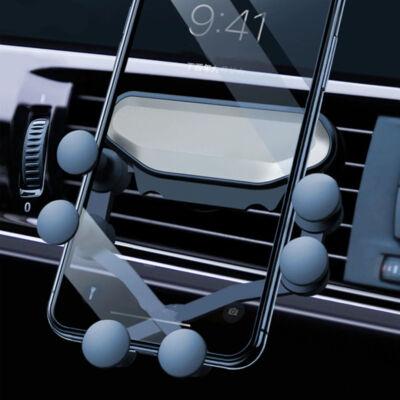 Állítható autós telefontartó
